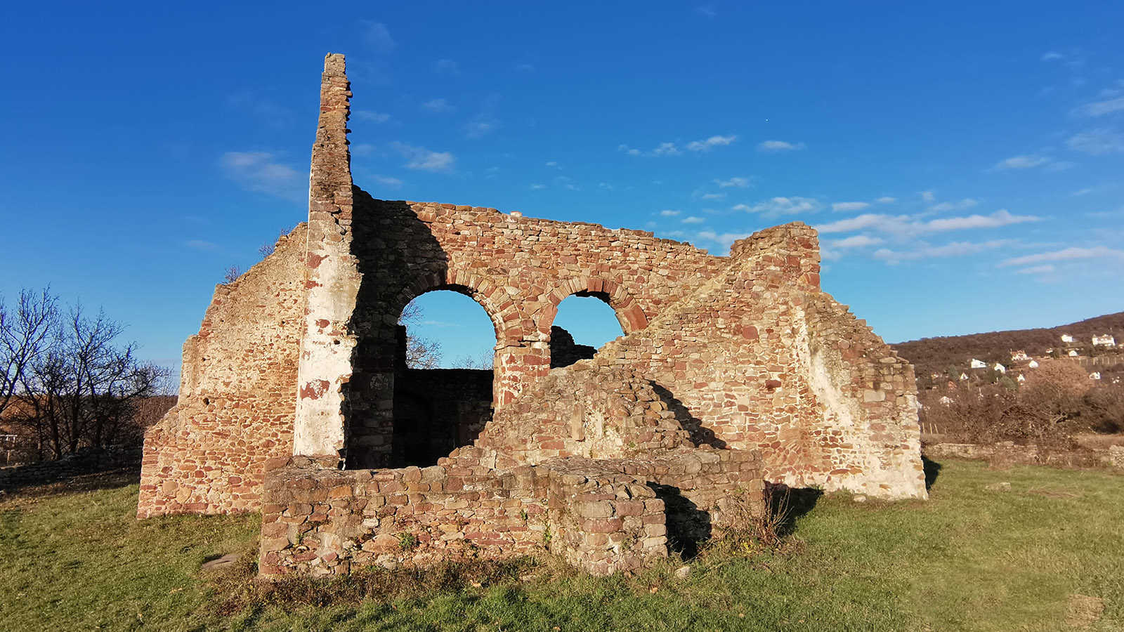 Church ruins of Ecsér