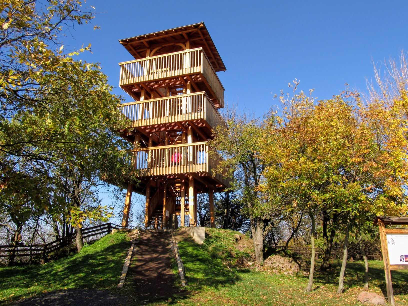Kossuth lookout tower